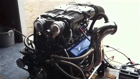 Boat Engine Upgrades by Mercury Racing Engine Upgrade Services