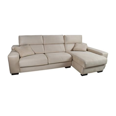 chaise solde 80 fama fama lotus sofa with chaise sofas