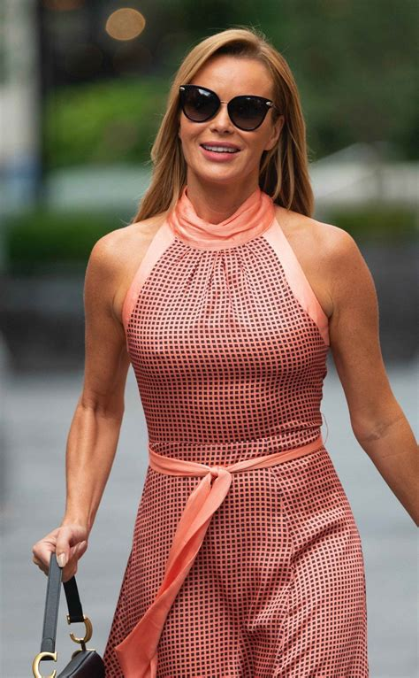 Welcome to amanda's official facebook page! Amanda Holden in Tight Dress - London 09/07/2020 • CelebMafia