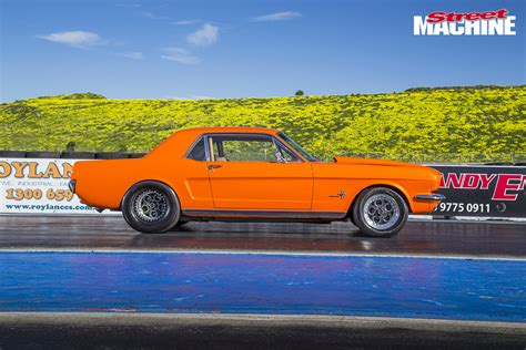 ford mustang drag car 1400hp six cylinder ford mustang