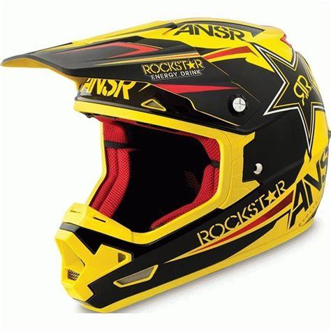 Answer Racing Ansr 2014 Mx Evolve Rockstar Vi Motocross