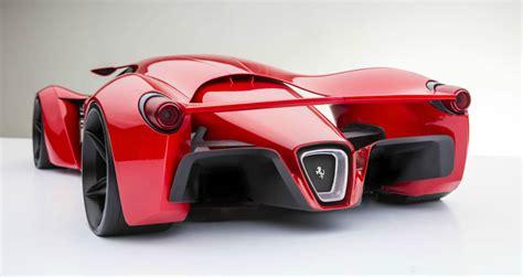 Ferrari 20192020 Ferrari F80 Rear Spy Shot 20192020