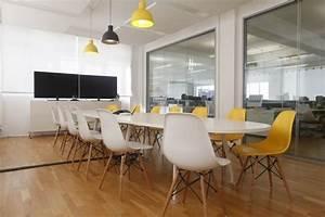les salles de reunion les plus originales du monde With decoration salle de reunion
