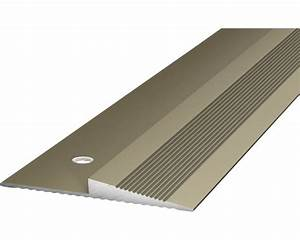 Fliesen Abschlussleiste Edelstahl : rampenprofil alu f r pvc edelstahl matt 3x5x2500 mm bei ~ Michelbontemps.com Haus und Dekorationen