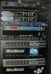 James Hetfield  Metallica  Gear 1993   Gearheads