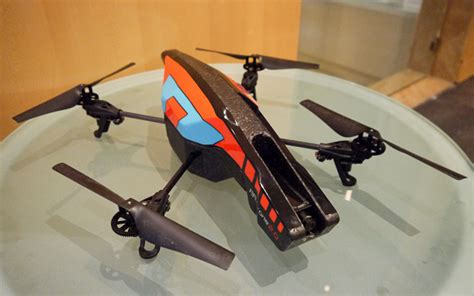 ar drone 2 range new parrot ar drone 2 0 coming soon to the source we go on mobilesyrup