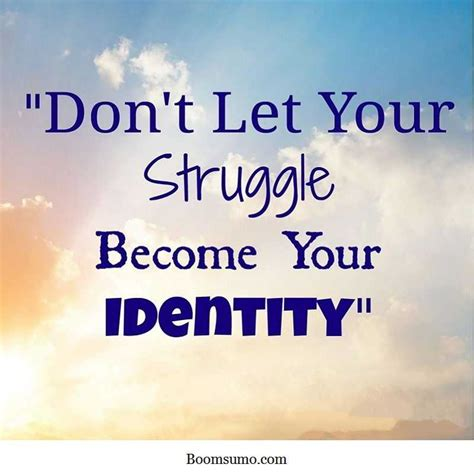 Find even more encouraging bible verses about strength here. Short Strength Quotes Don't let Identity life quotes - Boom Sumo