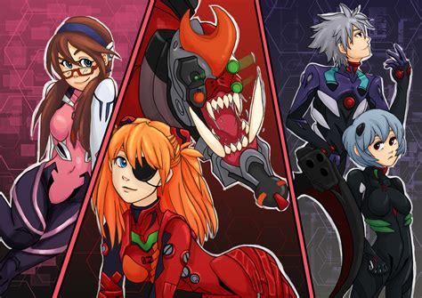 neon genesis evangelion 3 0 by anime gal on deviantart