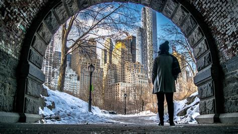 Winter New York Wallpaper 1920x1080 by New York Winter Wallpapers Top Free New York Winter