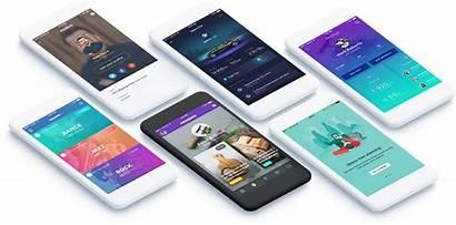 Mobile App Ui Application Ux Business Development