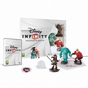 Disney Infinity Pack De Dmarrage Xbox 360 Jeux Xbox
