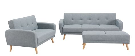 canapé convertible design scandinave deco in ensemble canape convertible gris