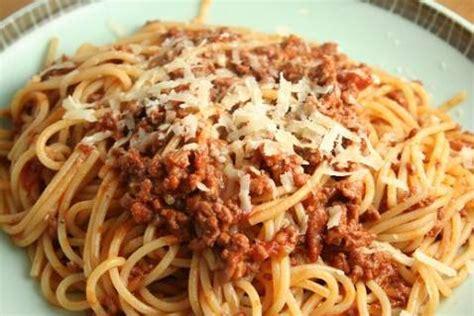 recette pate a la bolognaise maison recette sauce bolognaise maison not 233 e 4 3 5