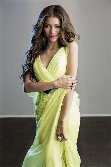 Zendaya - Photoshoot for Faze Magazine (by Margaret ...