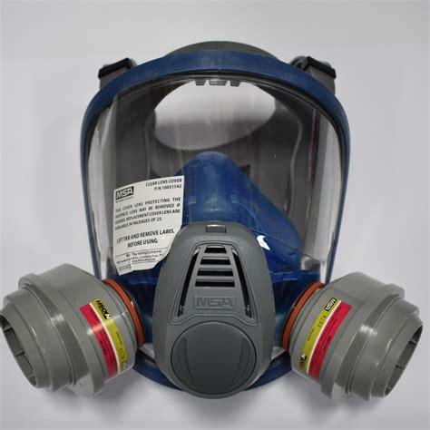 Respirator, MSA Advantage 3200 Full Face complete with GME ...