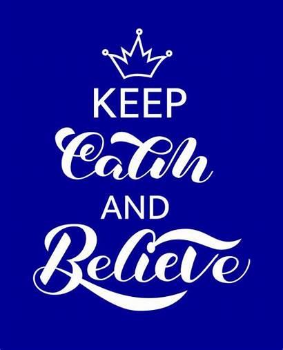 Keep Faith Clip Illustrations Calm Word Searches