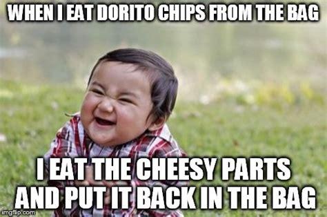 Put The Memes In The Bag - evil toddler meme imgflip