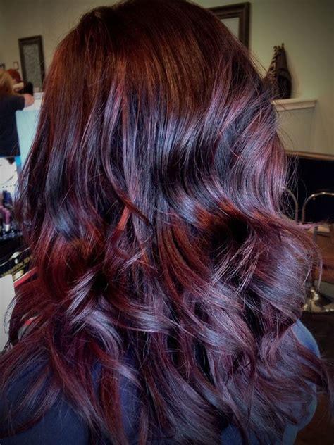 blackberry hair color hair colors idea in 2019