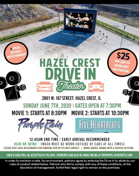 drive  movies    hazel crest village