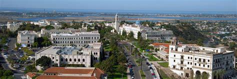 princeton review ranks usd  beautiful campus