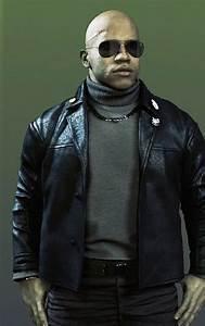 Mark Wahlberg Max Payne Leather Jacket