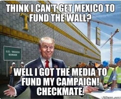 Trump Wall Memes - 50 funniest donald trump meme images and photos on the internet