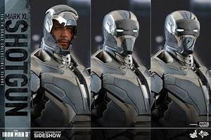 Iron Man 3 Movie Masterpiece Action Figure 16 Iron Man