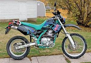 1993 Kawasaki Klx650 R  Motocycle Service Repair Workshop