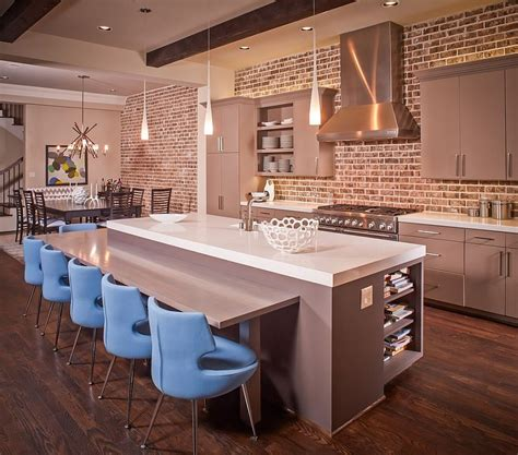 brick cuisine 50 trendy and timeless kitchens with beautiful brick walls