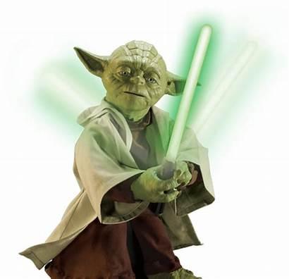 Yoda Wars Luke Darth Jedi Maul Skywalker