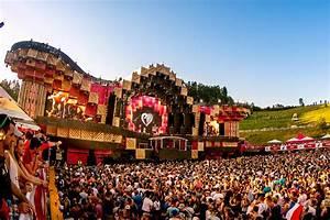 Electric Love Festival 2016  Nussli Builds Austria U0026 39 S