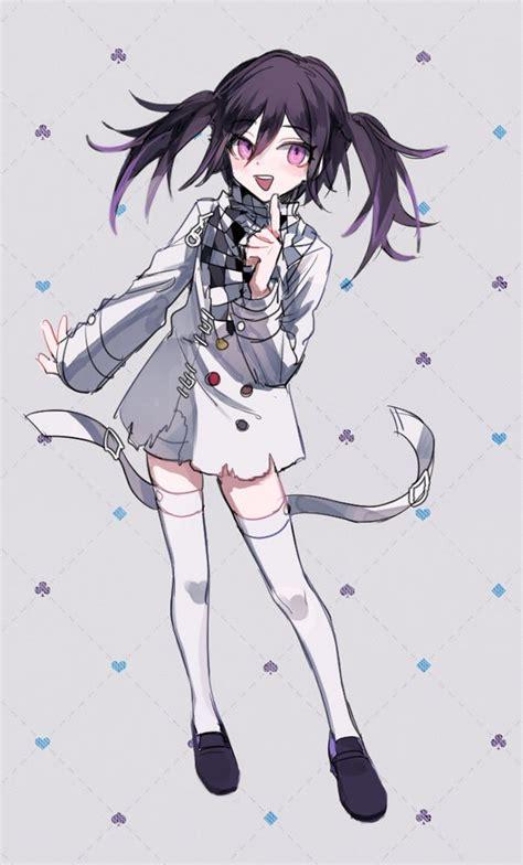 Danganronpa Anime Kokichi New Danganronpa V3 Kokichi Ouma Genderbend