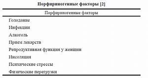Препараты индукторы микросомальной системы печени