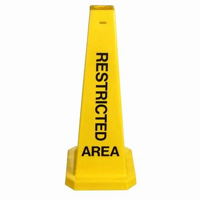 Cone Safety Area Restricted Stability