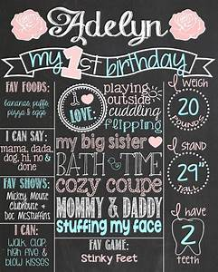 best 20 first birthday board ideas on pinterest With first birthday board template