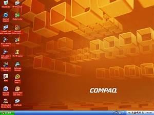 Windows XP MCE 2005 Desktop (Compaq PC Version) by ...