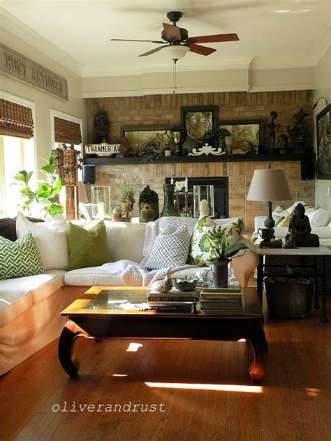 charming eclectic vintage home oliver  rust town