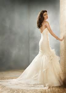organza wedding dresses organza fit and flare wedding dresses