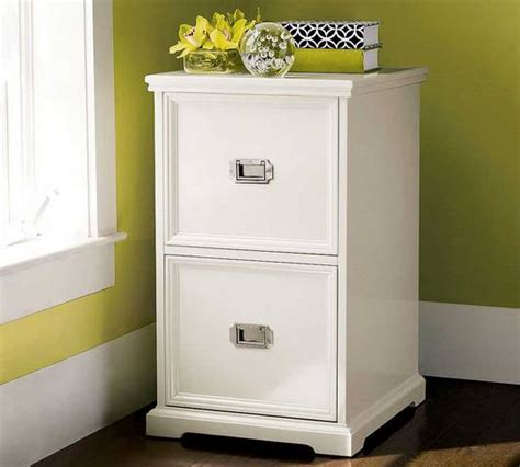 White Filing Cabinets by White Wood File Cabinet Home Furniture Design