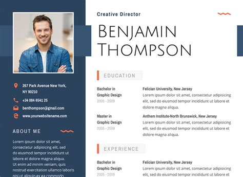 Cool Resume Templates Free by 40 Best 2018 S Creative Resume Cv Templates Printable Doc