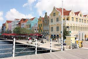 Willemstad Curacao Cruise Ship Port