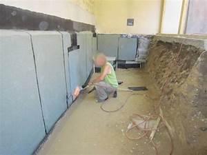 Etancheite Mur Exterieur Sous Sol : tanch it d 39 un mur enterr paris paris 75 75 sully batiment ~ Melissatoandfro.com Idées de Décoration