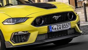 Ford-Mustang-Mach-1-2021-Europe-67 | Les Voitures