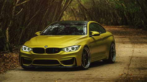 Bmw M4 Coupe Backgrounds by Bmw M Images Bmw M4 Golden Hd Wallpaper And