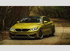 ADV1 SS Austin Yellow BMW M4 Wallpaper HD Car Wallpapers