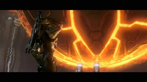 Halo 4 Cutscenes And All Dialogue Mission 3 Forerunner