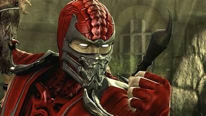 Mortal Kombat Scorpion Ladder Komplete