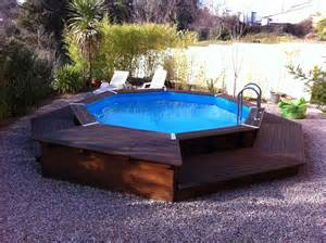 piscine hors sol bois so piscine