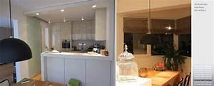 Offene Küche Und Wohnzimmer : bungalow wohnzimmer decke offen raum und m beldesign inspiration ~ Markanthonyermac.com Haus und Dekorationen