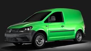 Volkswagen Caddy Van : volkswagen caddy panel van l1 2017 3d model ~ Medecine-chirurgie-esthetiques.com Avis de Voitures